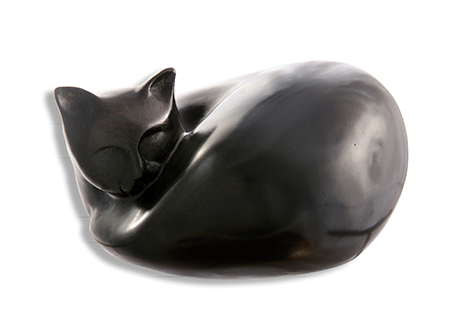 revoline-cat-bronze-sculpture-countryside-collection-by-ceve
